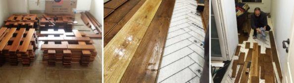 天格地暖实木地板:榫卯全新体验之重复用、高价值地毯机